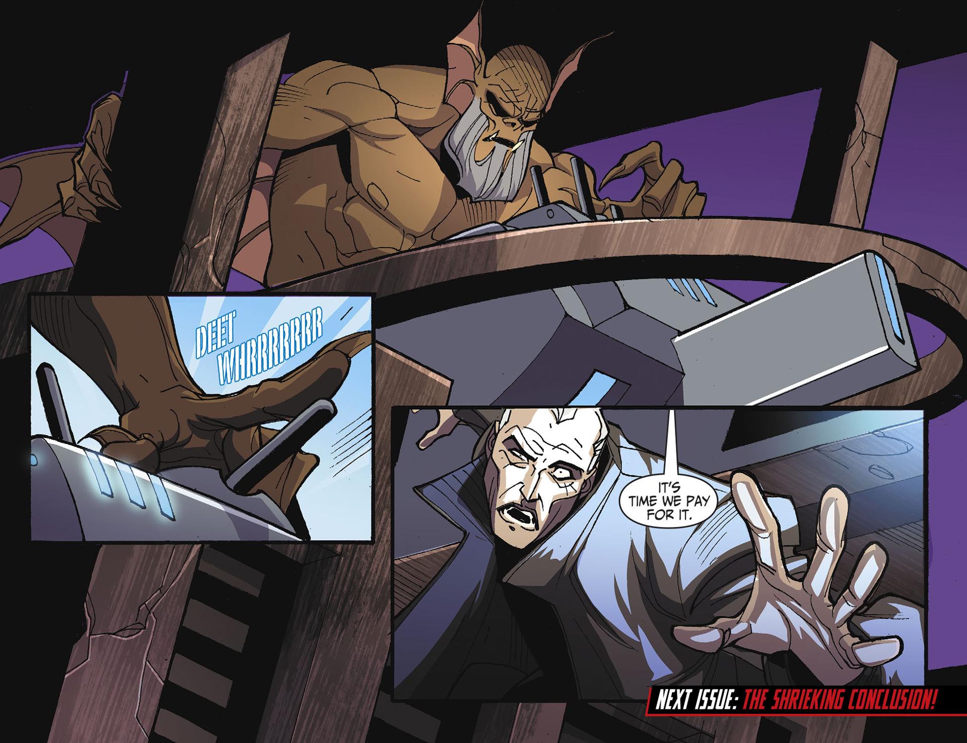 Batman Beyond 2.0 #14 #27 - English 22