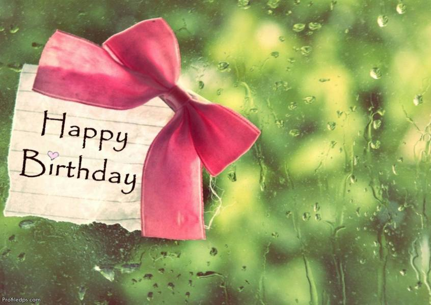 Most cute romantic happy birthday whatsapp dp profile pictures hd happy birthday wallpapers download for free voltagebd Images