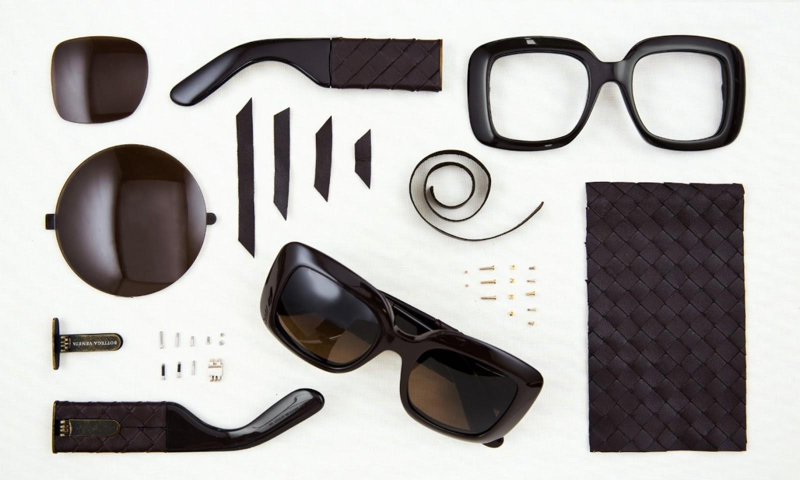 bottega venetta eyewear bv 1000/fs