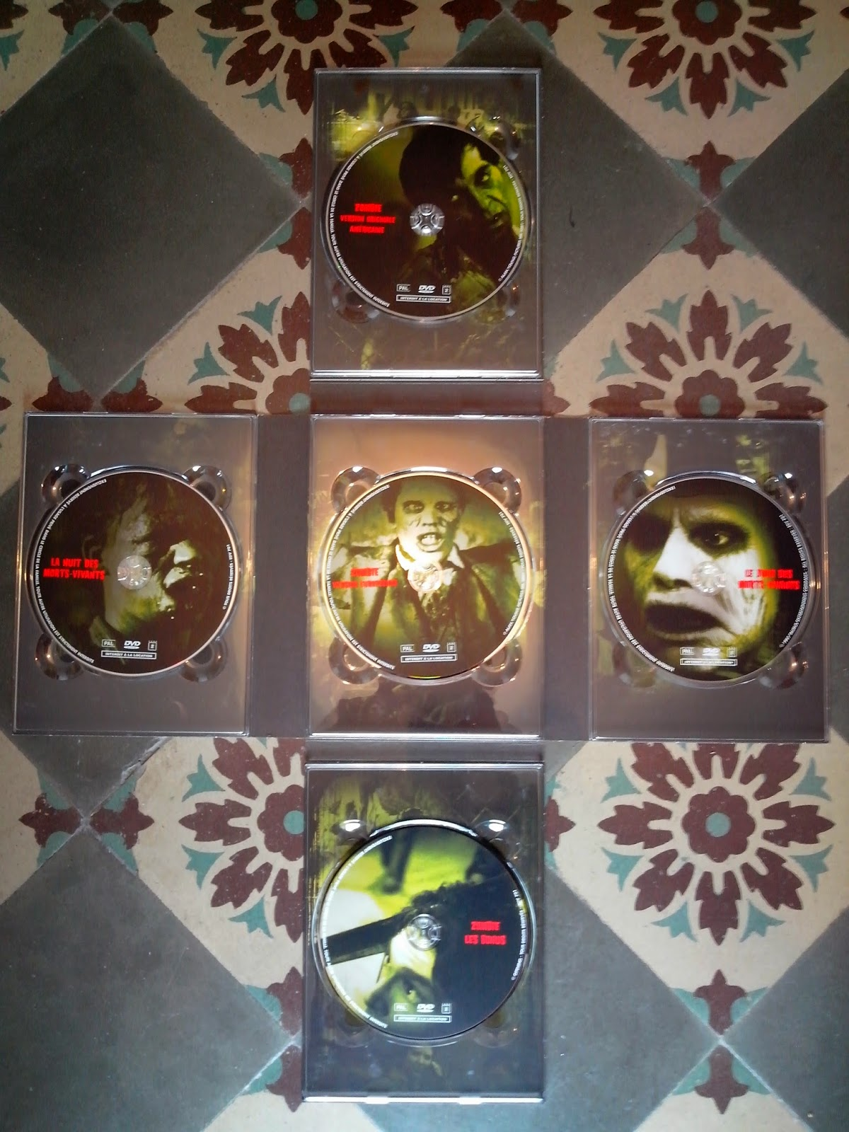 Divers DVD a vendre Morts-Vivants%2B2