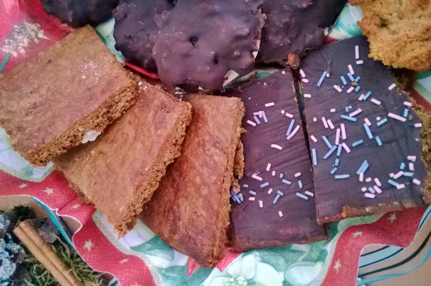 Food Reports: [Vegan] Braune Kuchen/Lebkuchen