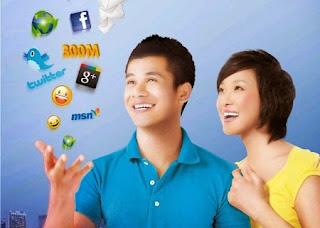 Các gói cước 3G Mobifone dung lượng lớn
