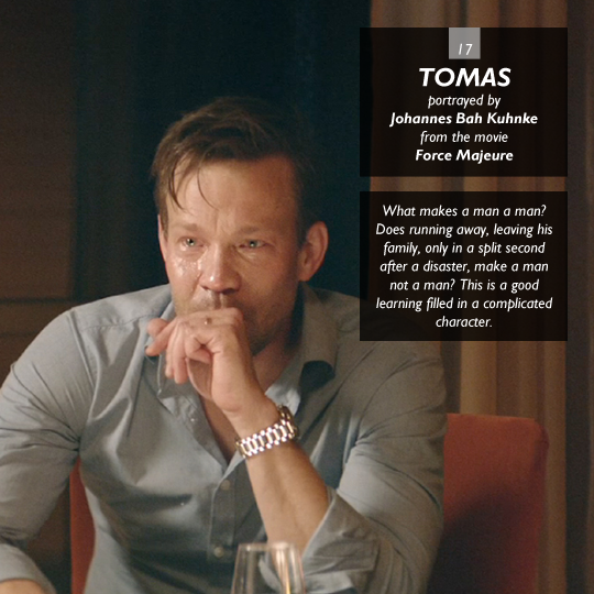 Tomas from Force Majeure