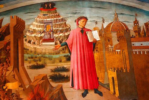Dante i la baixada de l'infern