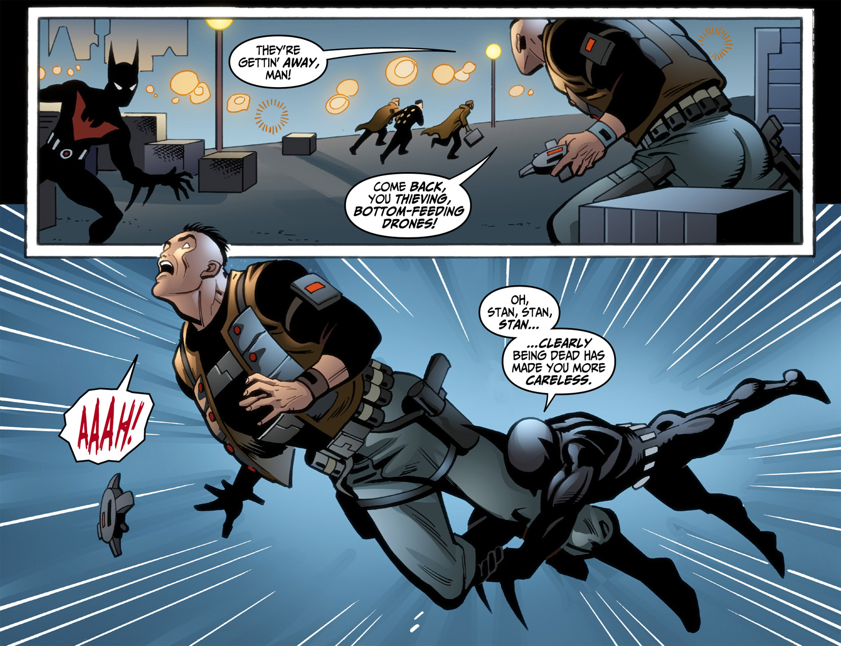 Batman Beyond (2012) Issue #4 #4 - English 14