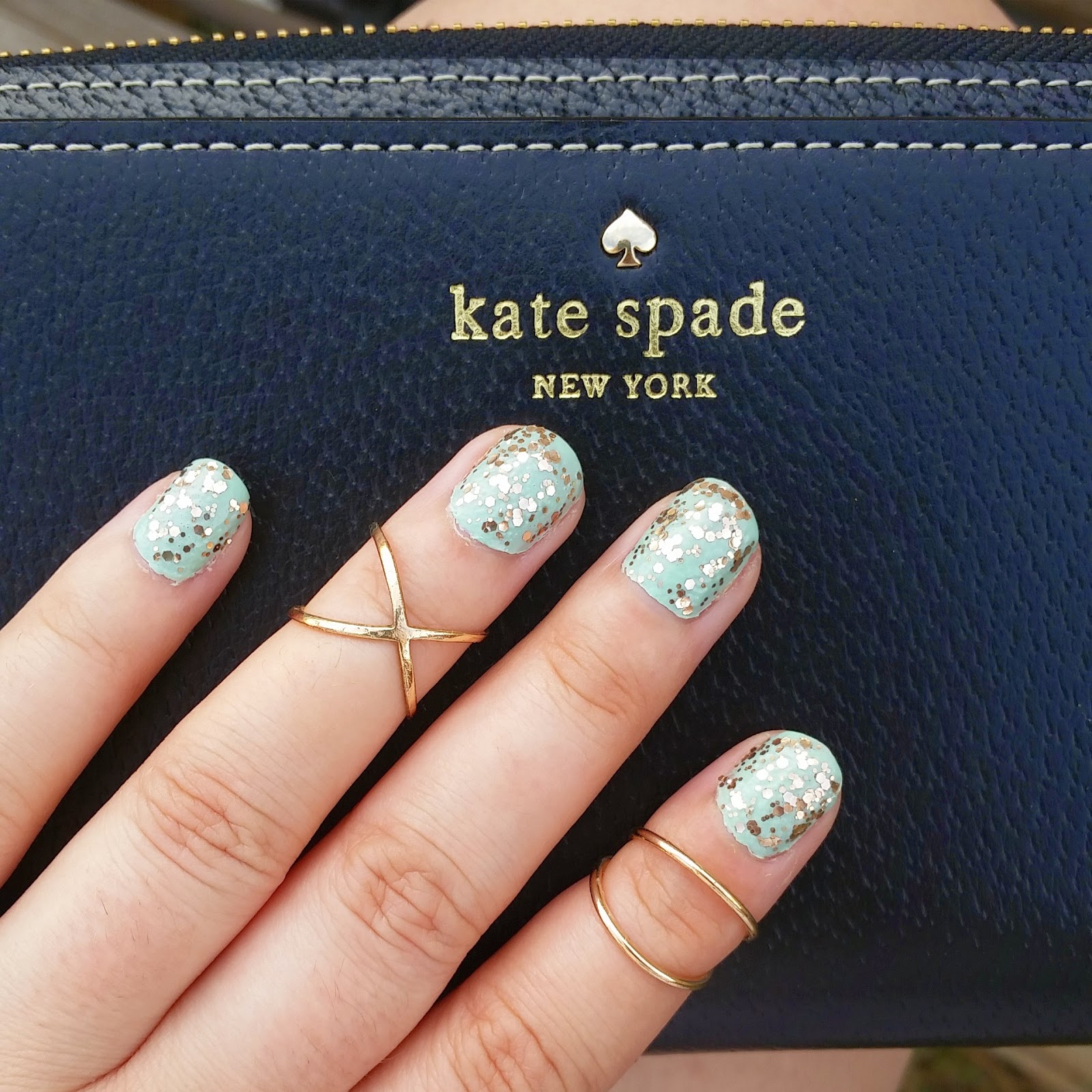 Manicure Monday - Robin's Egg Blue