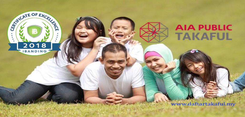 Daftar Takaful AIA & Medical Card Keluarga