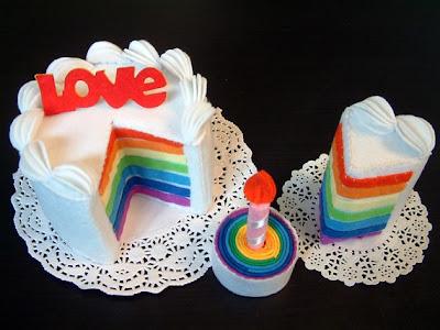 Resep Rainbow