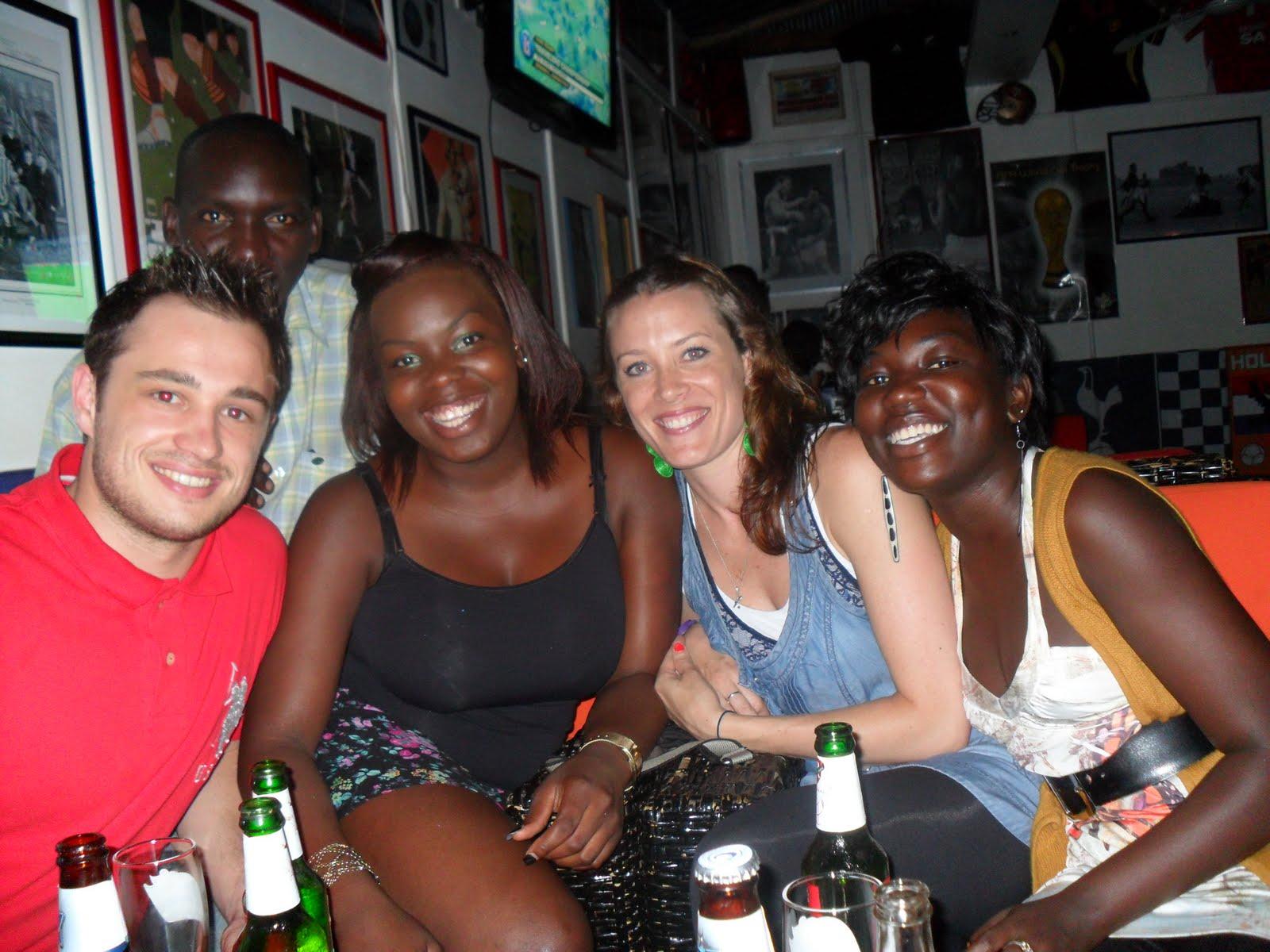 Nightlife in Uganda