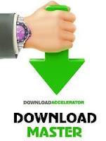 برنامج Download Master لتحميل الملفات