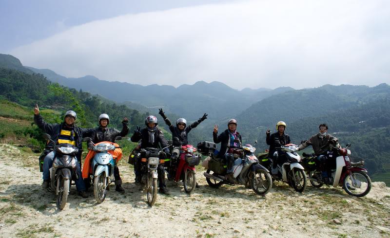 Cho thuê xe máy tại Hà Giang
