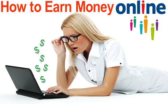 Can i make money online by?