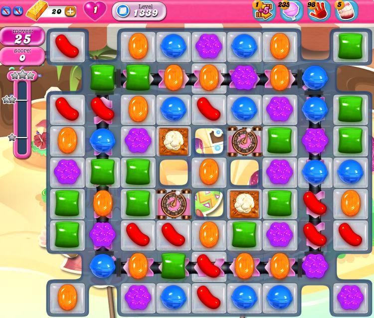 Candy Crush Saga 1339