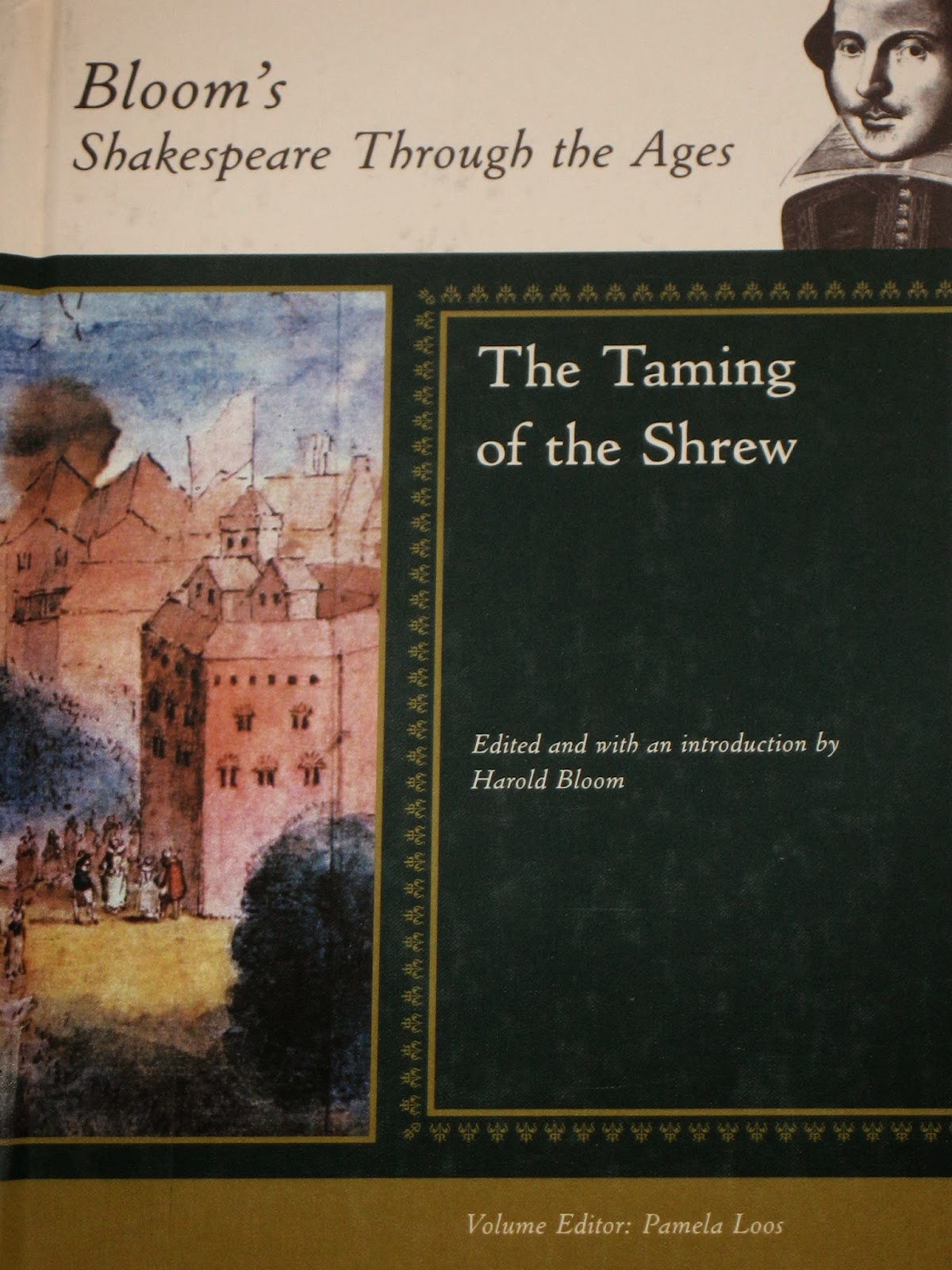 mostly shakespeare but also some occasional nonsense the taming of the shrew edited and an introduction by harold bloom this is a volume in the bloom s shakespeare through the ages series