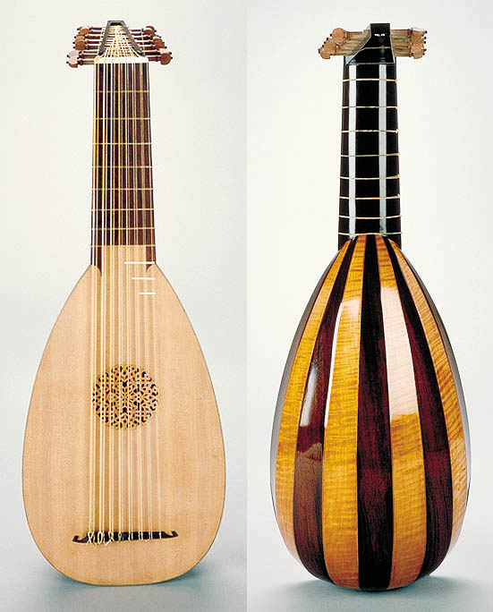 medieval msic and instruments