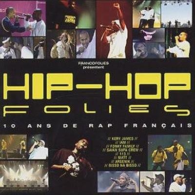 VA - Hip-Hop Folie (2002) WAV