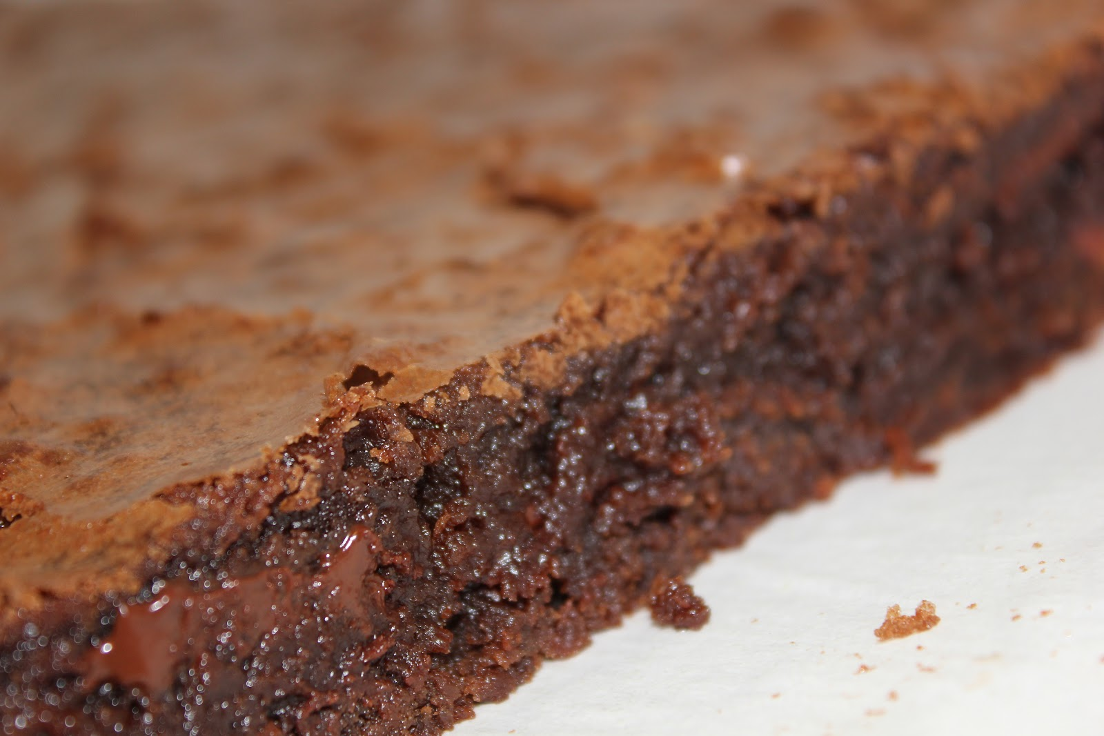 Cookie Therapy: Perfect Chewy Brownies