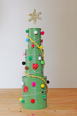 http://babbledabbledo.com/tin-can-christmas-tree-activity/