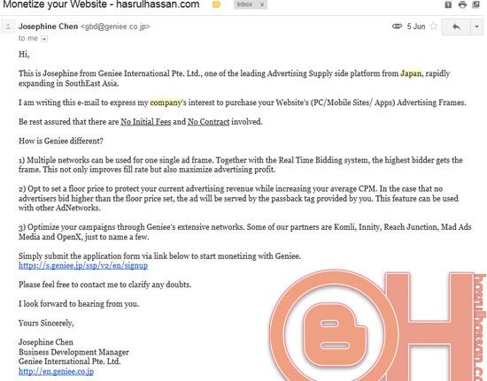 101 Syarikat Pengiklanan Online Blog