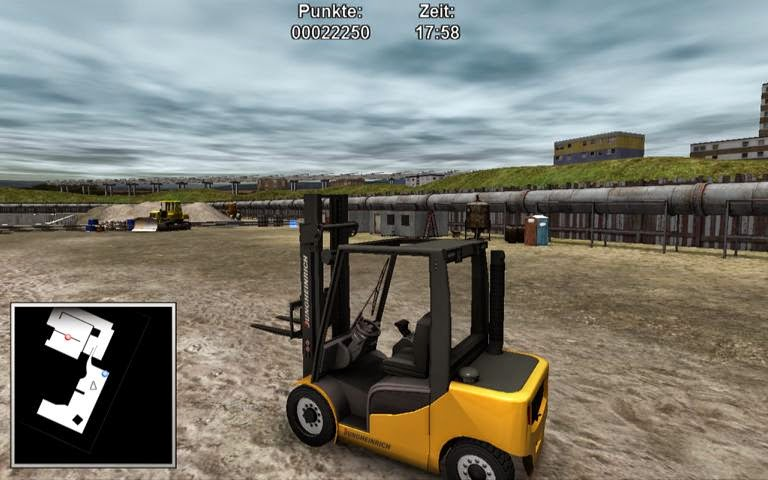 Warehouse and Logistic Simulator