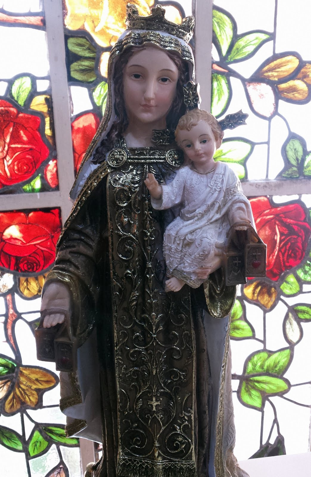 Nossa Senhora do Carmo: Patrona da Ordem
