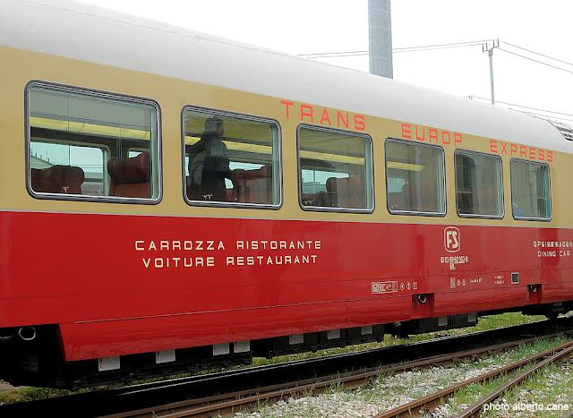 vecchi treni