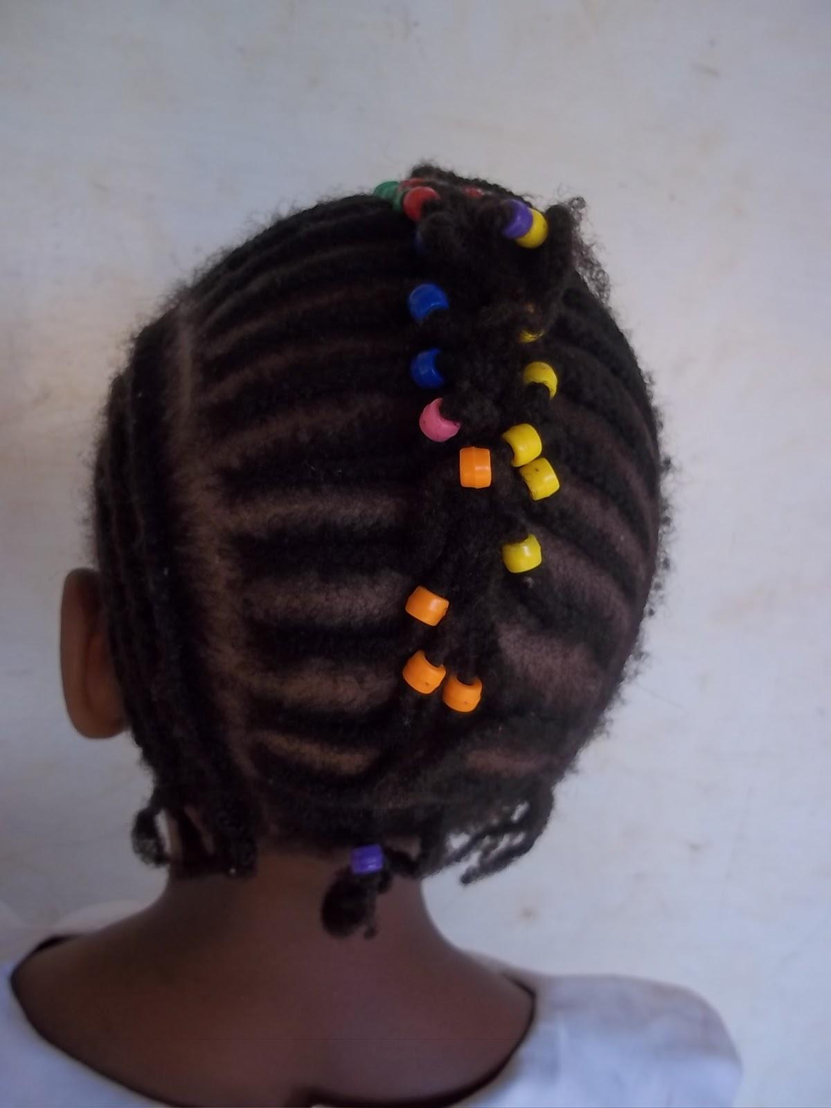 MITINDO MBALIMBALI YA NYWELE (HAIR STYLE)