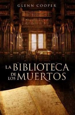 novela la biblioteca de los muertos escritor glenn cooper