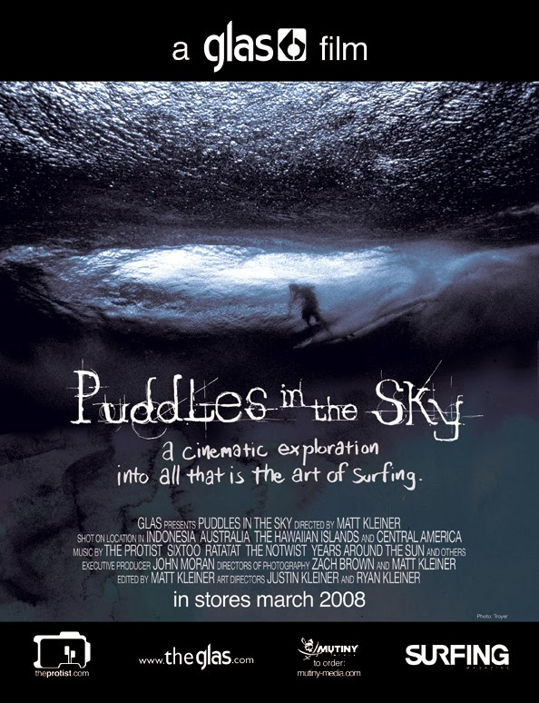 Puddles in the Sky