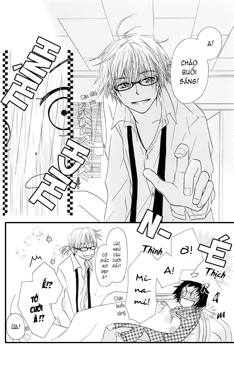 Tonari no Megane-kun chap 3 - Trang 4