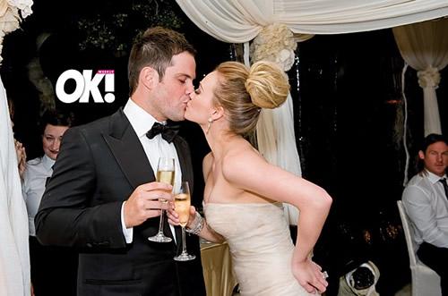 Celebrity Wedding- Hilary Duff ~ Wedding Bells