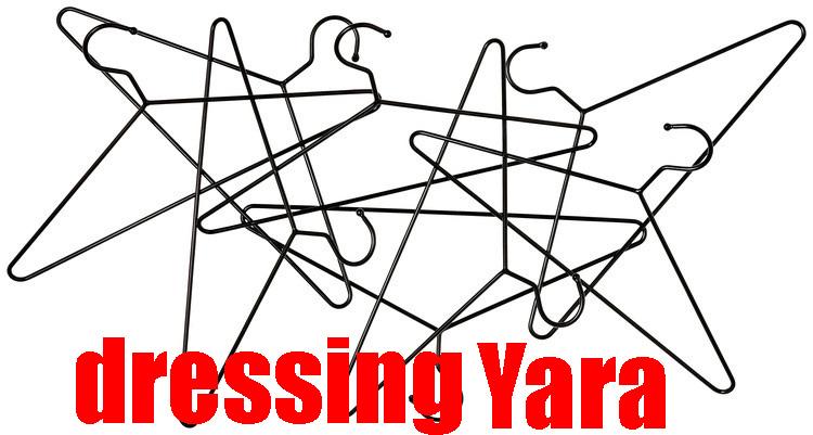 dressing Yara