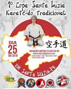 1ª Copa Santa Luzia de Karatê-dô Tradicional