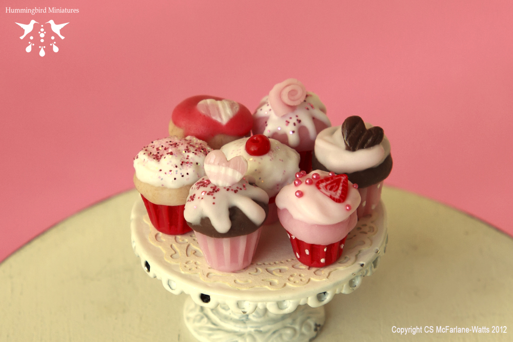 How To Make Valentine Cupcakes