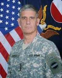 El jefe del AFRICOM en Argel: Washington quiere una intervención militar argelina en Libia