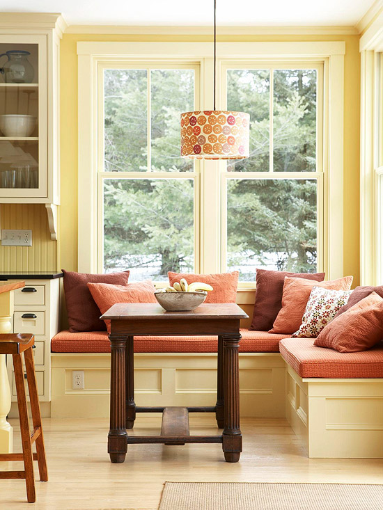Modern Furniture: New Ideas for Decorating in Orange