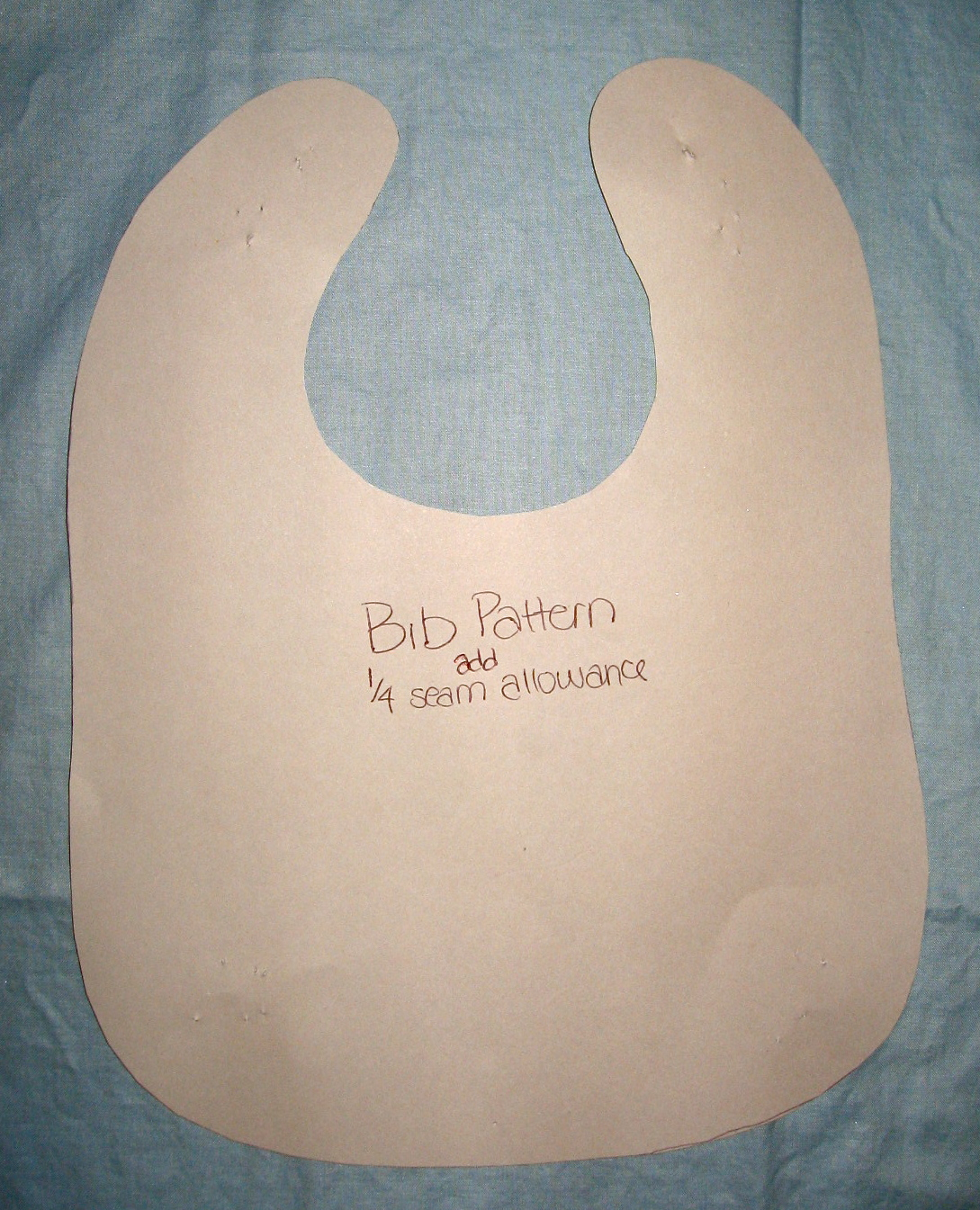 Displaying 19> Images For - Baby Bib Template...