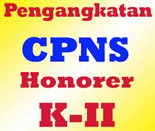 Pengangkatan Honorer K2 Tidak Lulus Tes CPNS Menjadi CPNS Tahun 2015