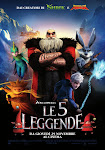 Le 5 Leggende (Rise of the Guardians)