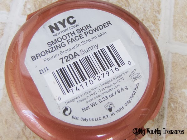 NYC Bronzer Sunny