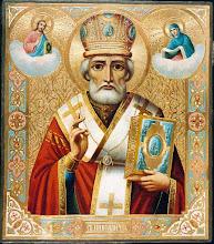 Sfântul Ierarh Nicolaie Al Mirelor Lichiei Izvor De Minuni
