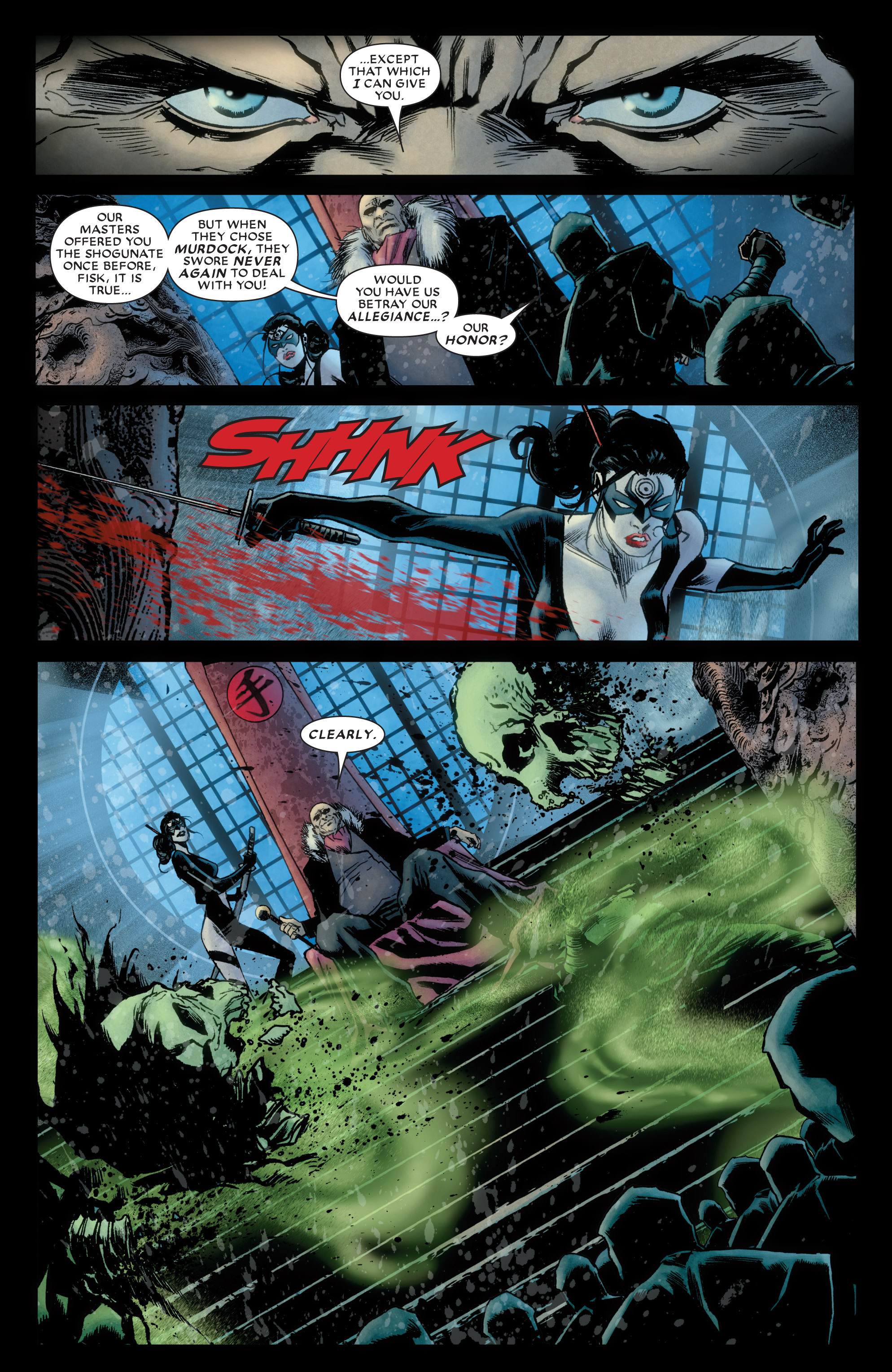 Read online Daredevil (1998) comic -  Issue #512 - 14