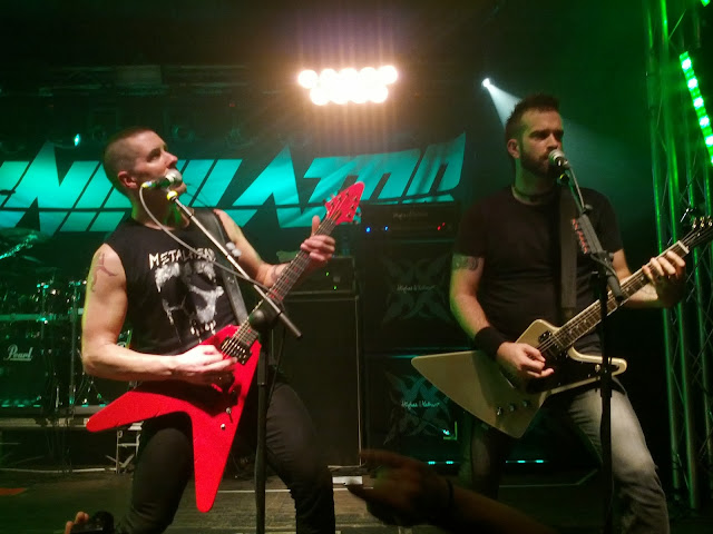 Annihilator @ But (Madrid)