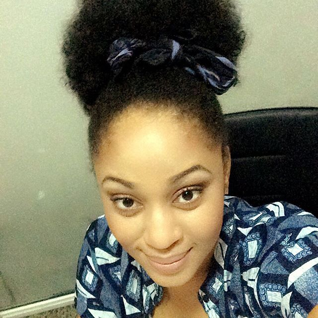 Beauty Queen Munachi Abii Looking Sweet Without Makeup And Natural Hair Photo