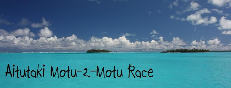 Aitutaki MOTU-2-MOTU Race