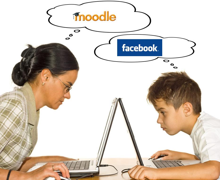 Menambahkan Komentar dari Facebook di Moodle