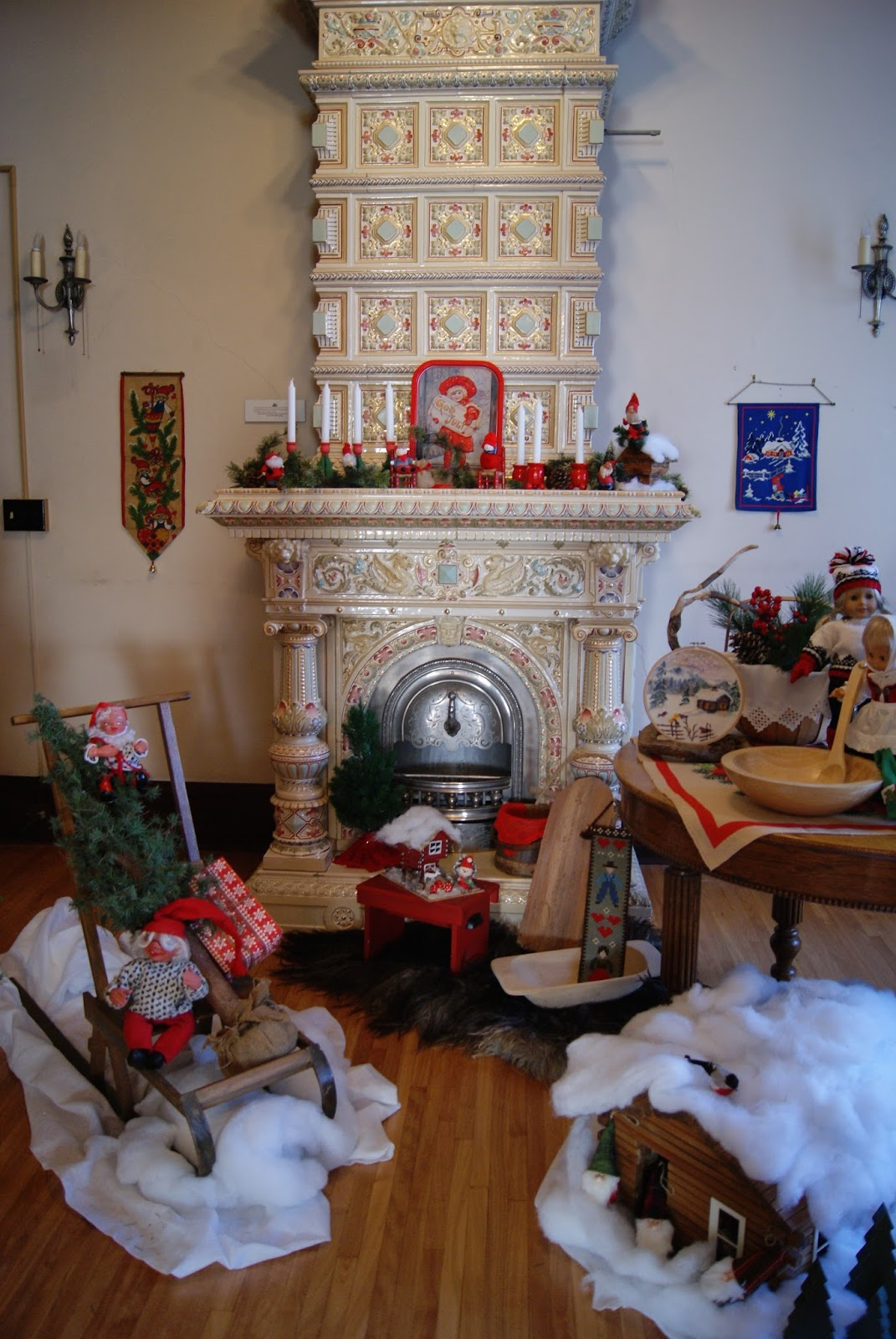 ASI Christmas rooms 2014