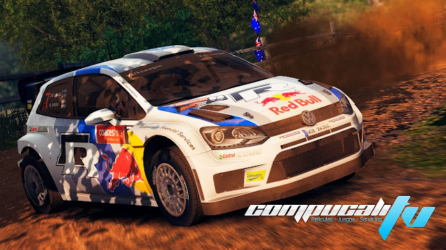WRC 4 FIA World Rally Championship PC Full Español