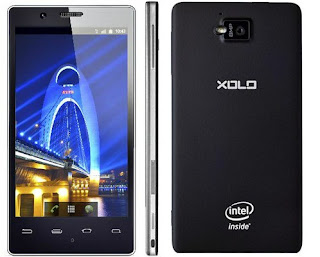 Lava Xolo X900 Android Smartphone With Intel Inside