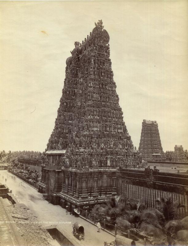Meenakshi Amman Temple, Madurai Tamil Nadu